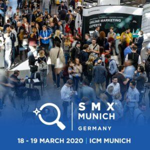SMX Munchen expo